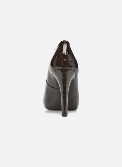 Zapatos de tacón Unisa Patty Multicolor vista lateral derecha