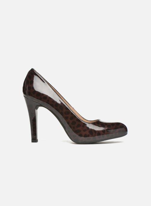 Zapatos de tacón Unisa Patty Multicolor vistra trasera