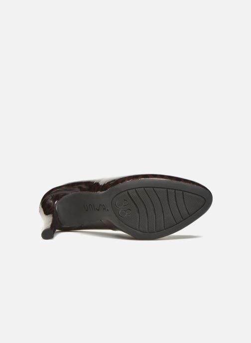 Zapatos de tacón Unisa Patty Multicolor vista de arriba