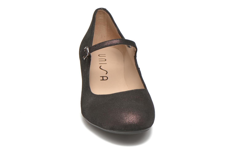Escarpins Unisa Kari Noir vue portées chaussures