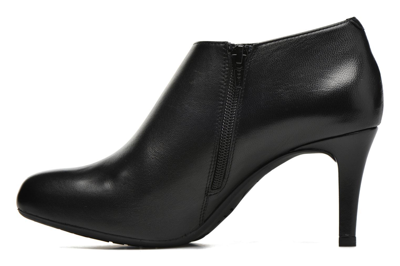 Bottines et boots Unisa Narbo Noir vue face