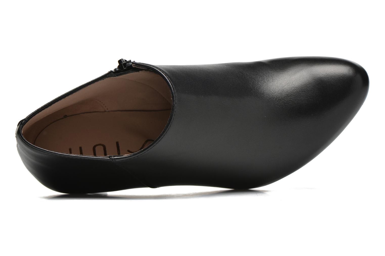 Bottines et boots Unisa Narbo Noir vue gauche