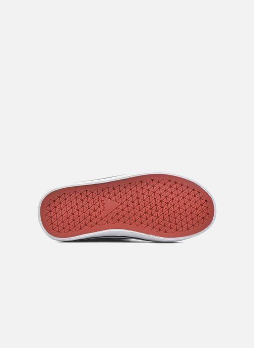 Sneakers Feiyue Delta Mid Peanuts Bianco immagine dall'alto