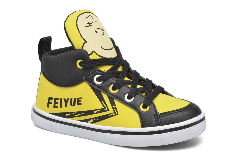 Sneakers Bambino Delta Mid Peanuts