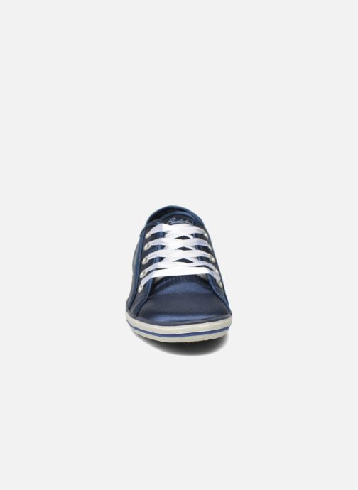 Baskets Redskins Glosskid Bleu vue portées chaussures