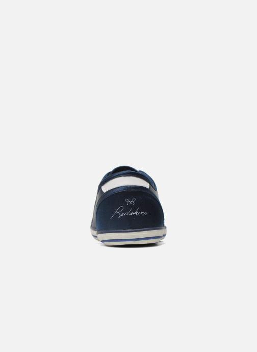 Baskets Redskins Glosskid Bleu vue droite