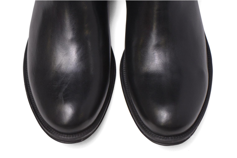 Bottes Made by SARENZA Boots Camp #15 Noir vue portées chaussures