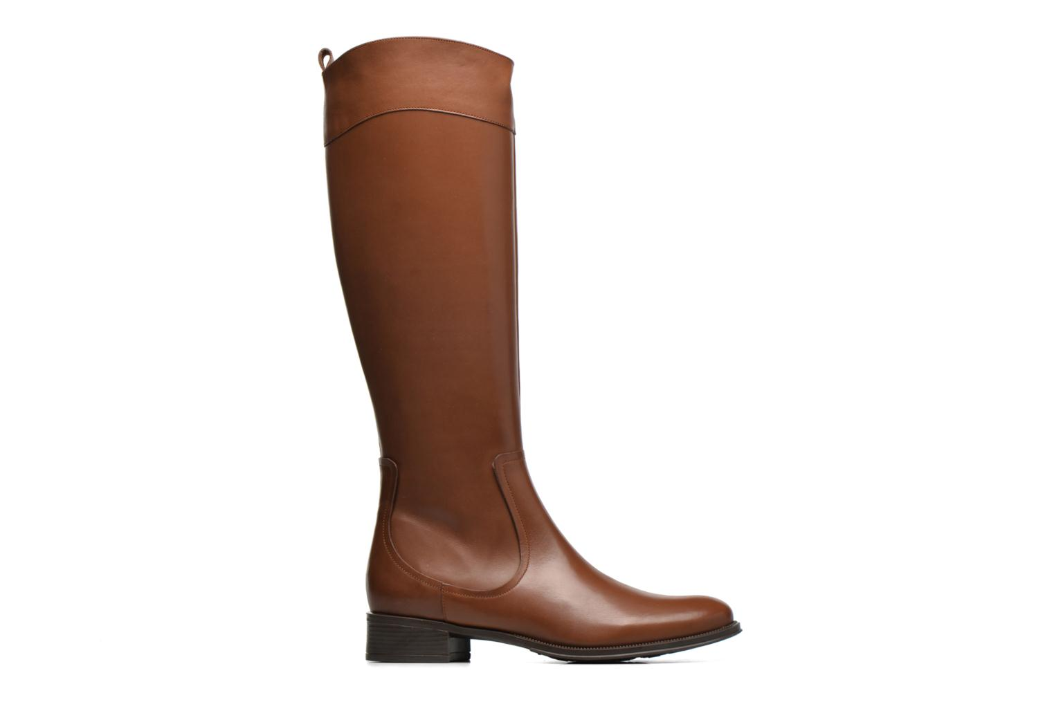 Boots & wellies Made by SARENZA Boots Camp #15 Brown detailed view/ Pair view