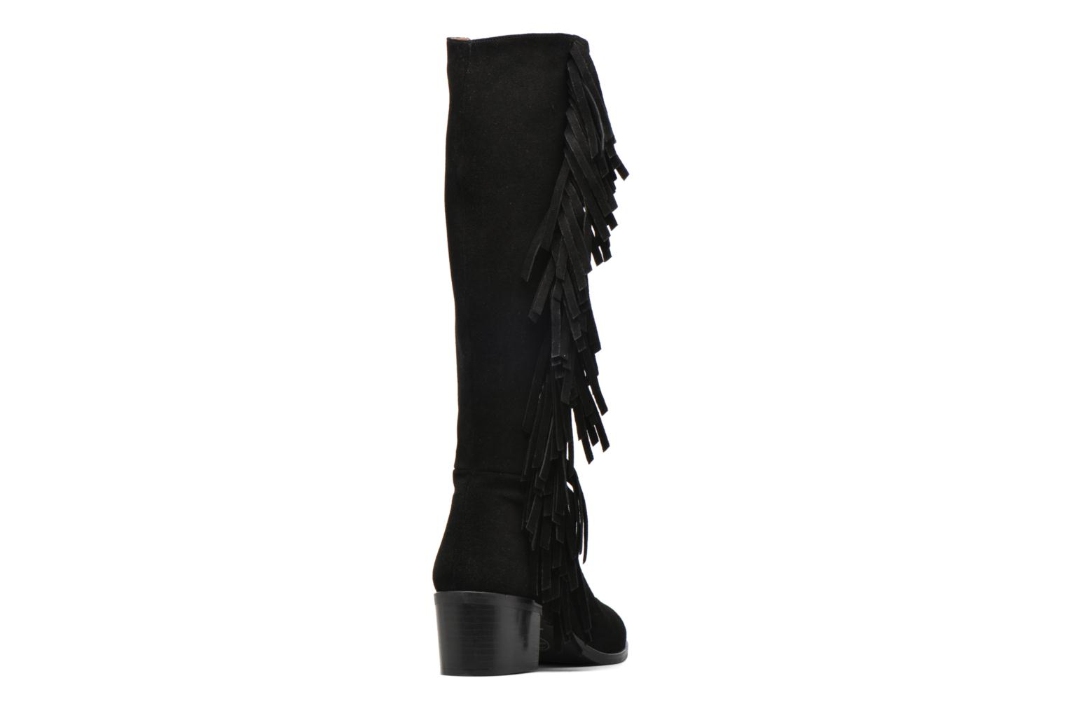 Boots & wellies Made by SARENZA See Ya Topanga #5 Black front view