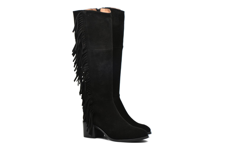 Boots & wellies Made by SARENZA See Ya Topanga #5 Black back view