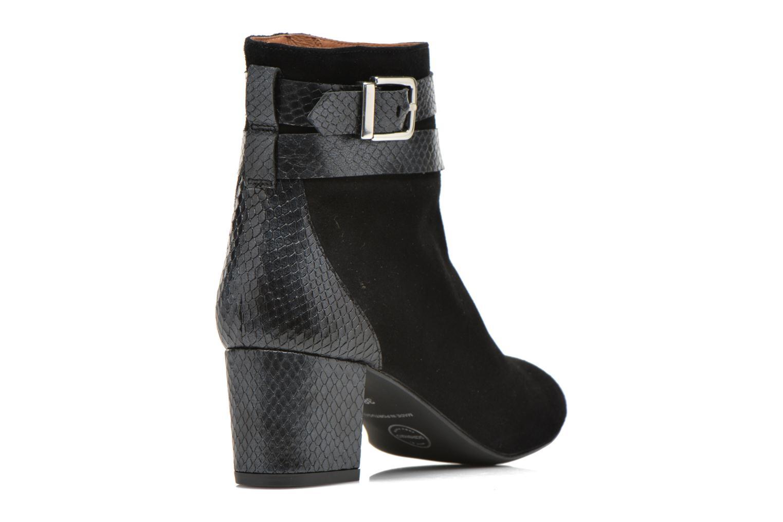 Bottines et boots Made by SARENZA See Ya Topanga #11 Noir vue face