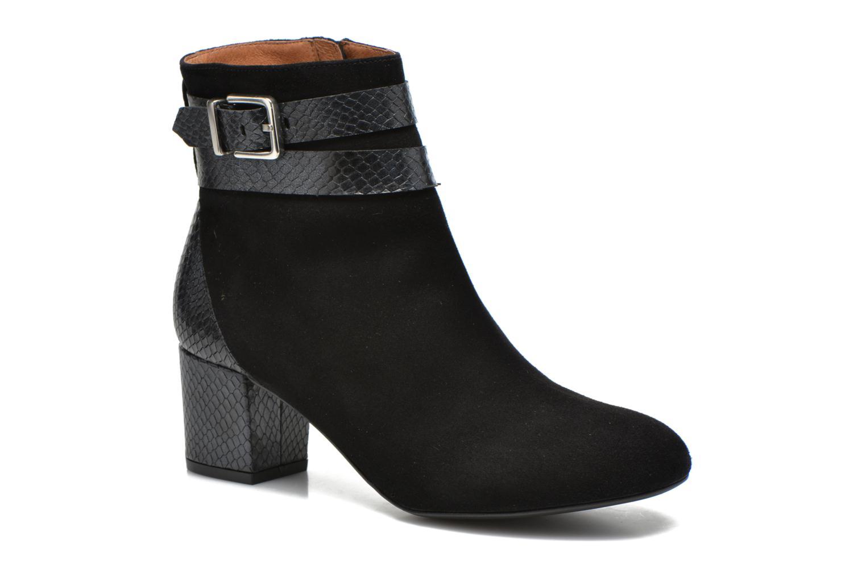 Bottines et boots Made by SARENZA See Ya Topanga #11 Noir vue droite