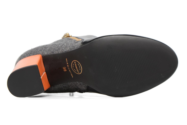Bottines et boots Made by SARENZA Winter Ski #1 Noir vue haut