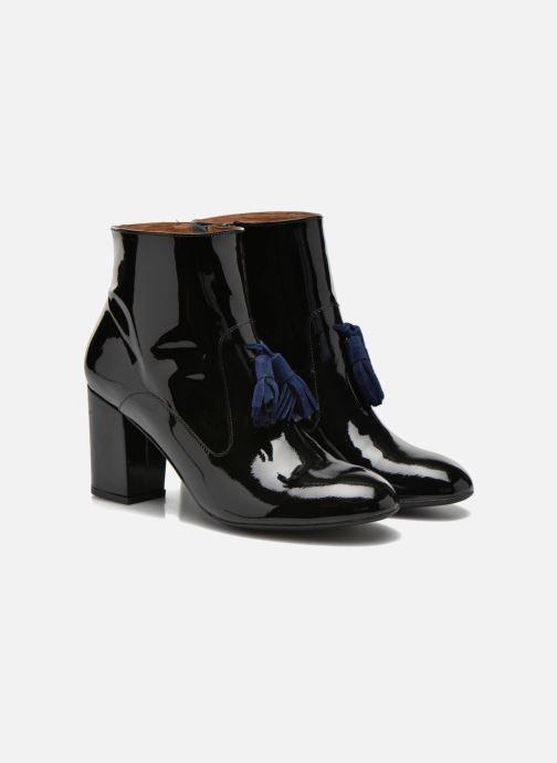 Winter Freak5 NoirPompon Baltico Et Boots Vernis Ante By Sarenza Made Bottines 2IYW9eDHEb