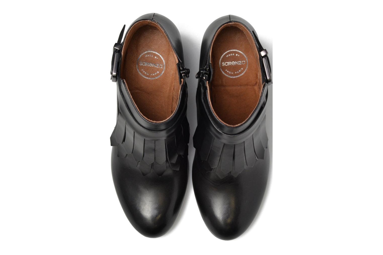 Bottines et boots Made by SARENZA Queens Cross #3 Noir vue portées chaussures