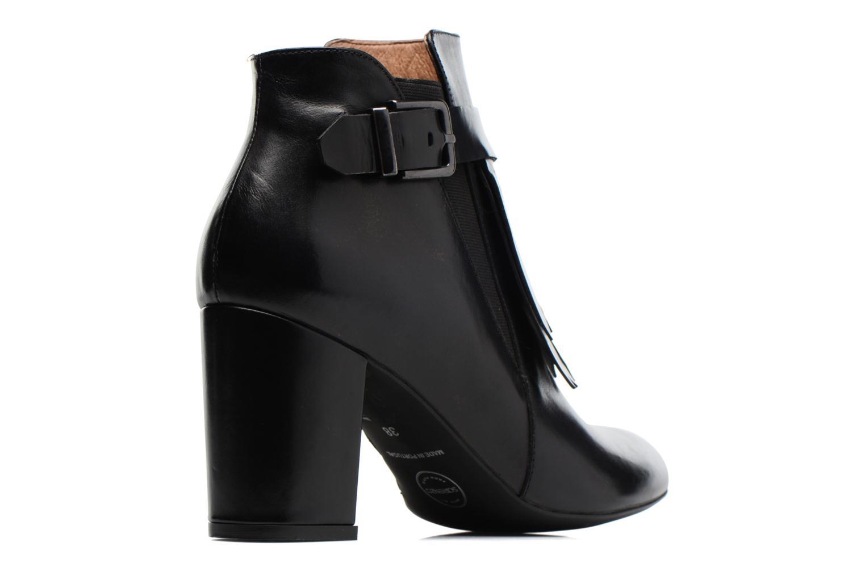 Bottines et boots Made by SARENZA Queens Cross #3 Noir vue face