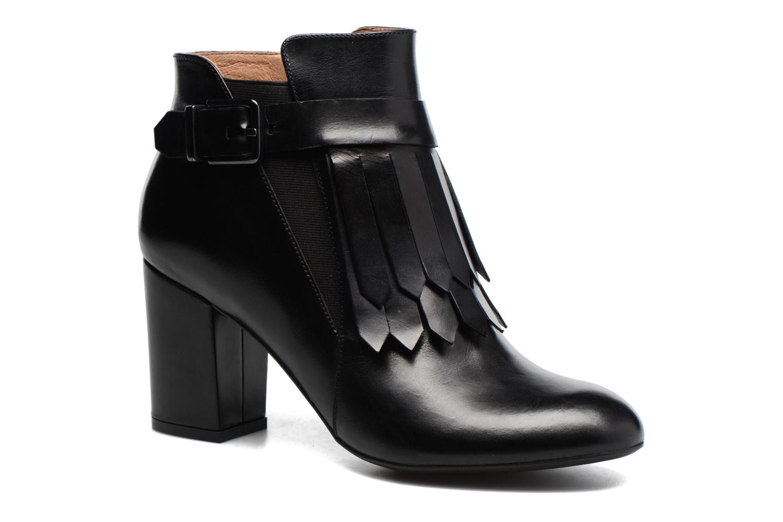 Bottines et boots Made by SARENZA Queens Cross #3 Noir vue droite