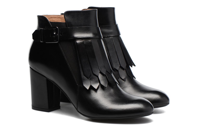 Bottines et boots Made by SARENZA Queens Cross #3 Noir vue derrière