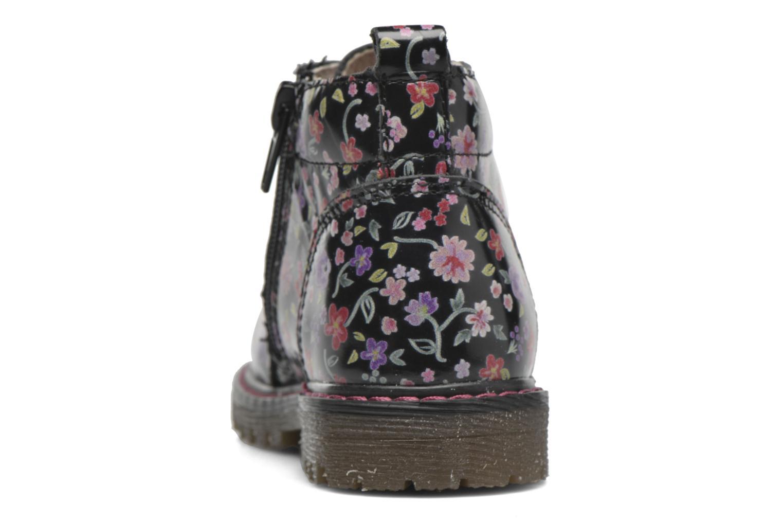 Bottines et boots Bopy Baviere Multicolore vue droite