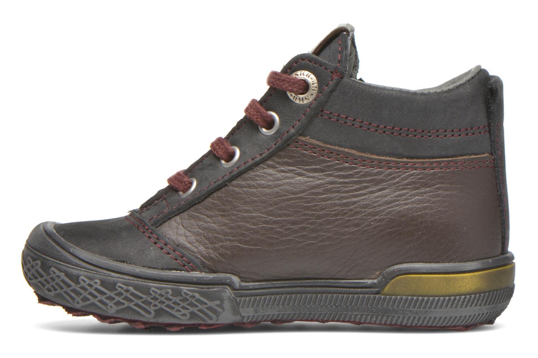 Boots en enkellaarsjes Bopy Benur Zwart voorkant