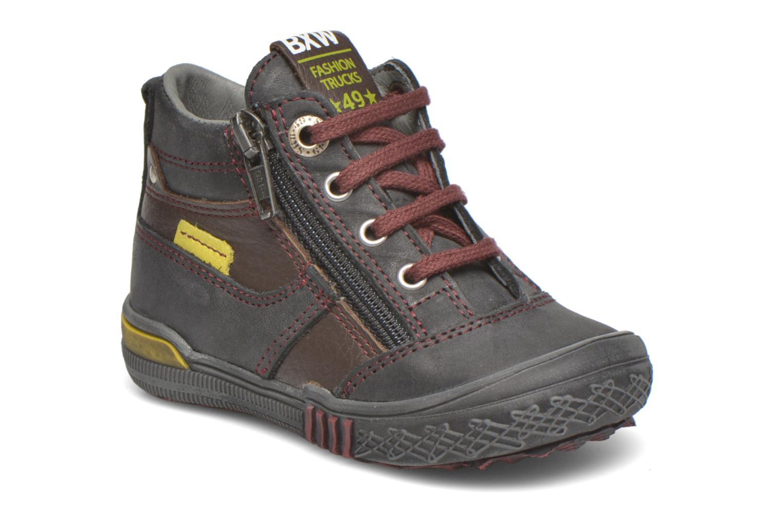 Boots en enkellaarsjes Bopy Benur Zwart detail