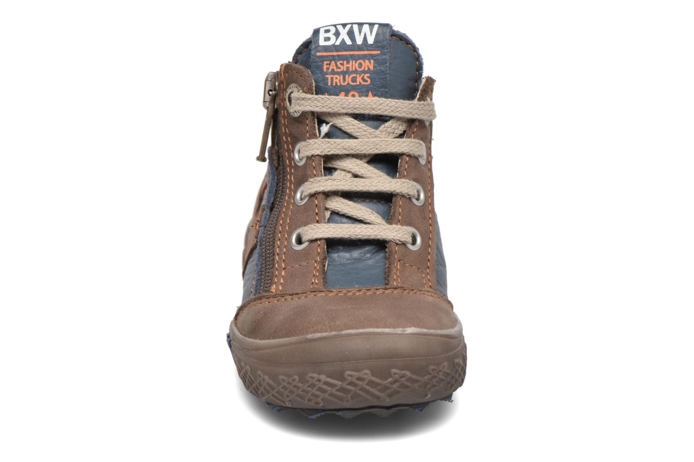 Boots en enkellaarsjes Bopy Benur Bruin model