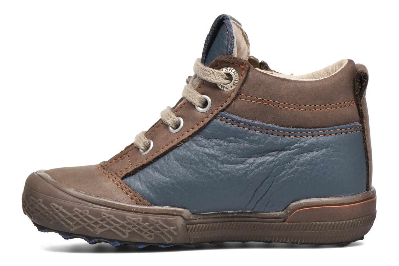Boots en enkellaarsjes Bopy Benur Bruin voorkant