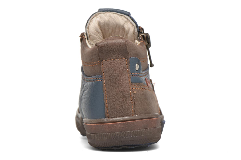 Boots en enkellaarsjes Bopy Benur Bruin rechts