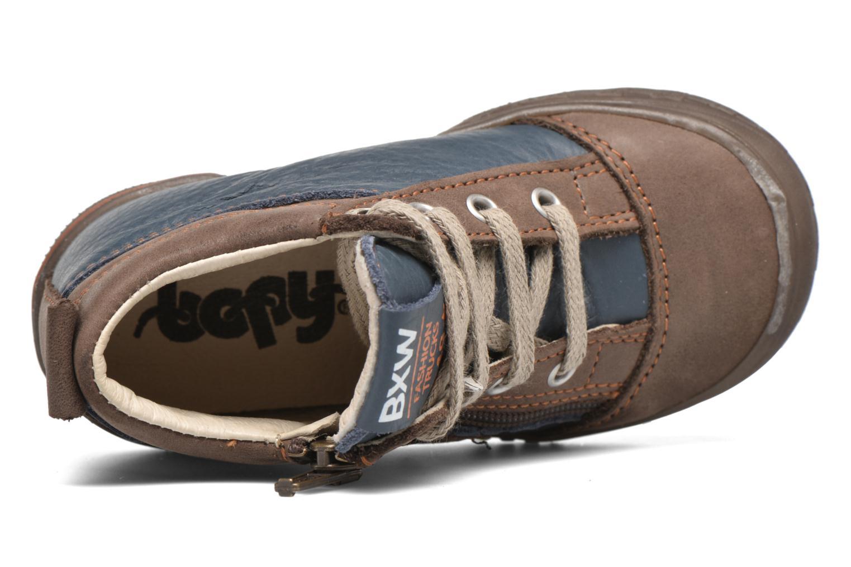 Boots en enkellaarsjes Bopy Benur Bruin links