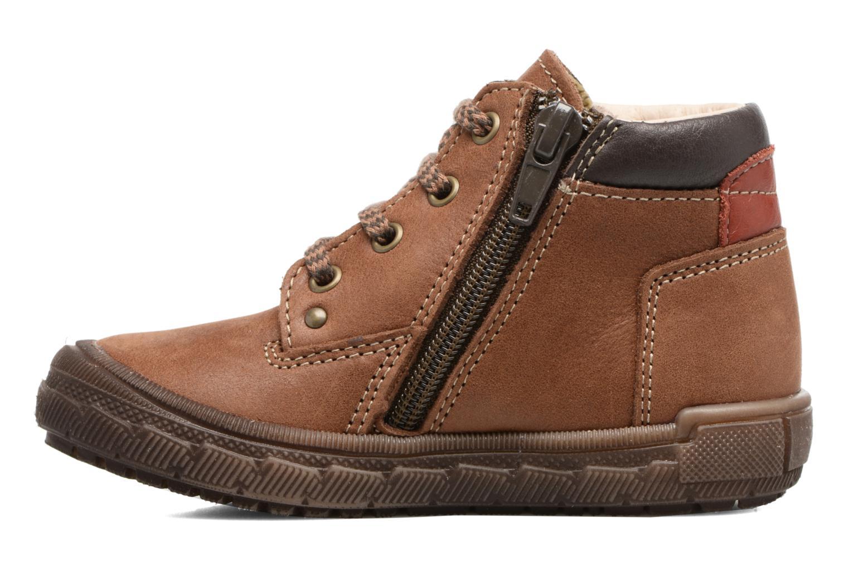 Sneakers Bopy Bimber Bruin voorkant