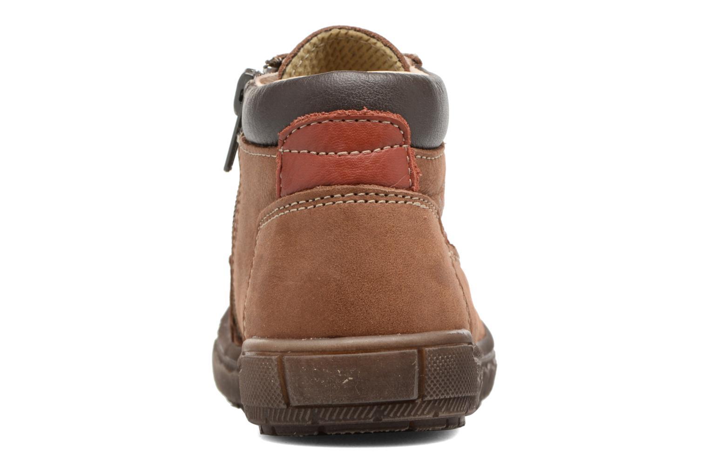 Sneakers Bopy Bimber Bruin rechts