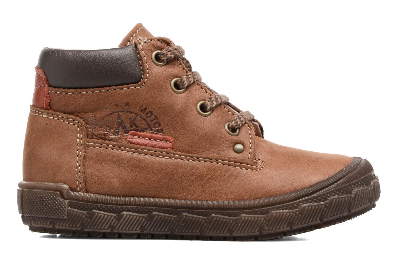 Sneakers Bopy Bimber Bruin achterkant