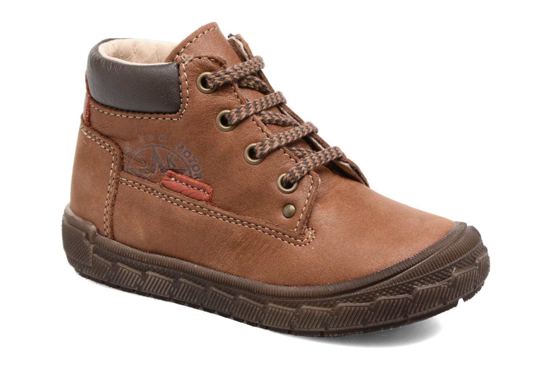 Sneakers Bopy Bimber Bruin detail
