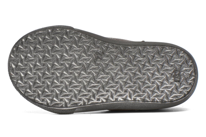 Chaussures à lacets Bopy Bobade Bordeaux vue haut