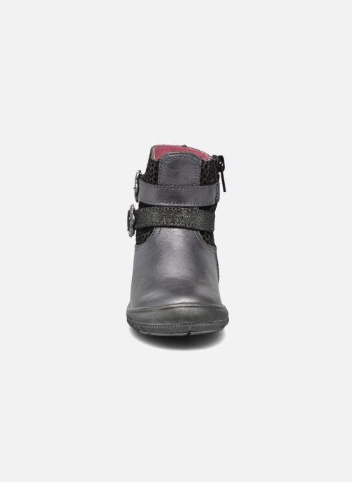 Bottines et boots Bopy Bolivie Gris vue portées chaussures