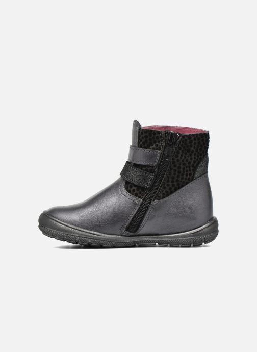 Bottines et boots Bopy Bolivie Gris vue face