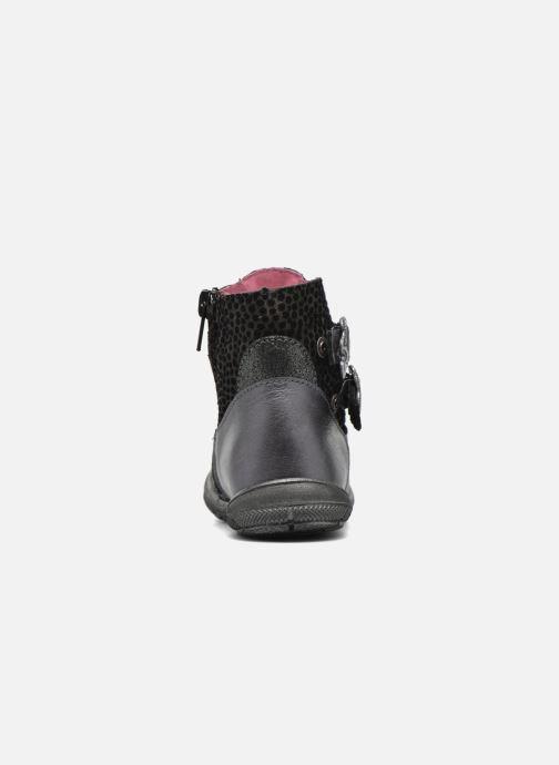 Bottines et boots Bopy Bolivie Gris vue droite