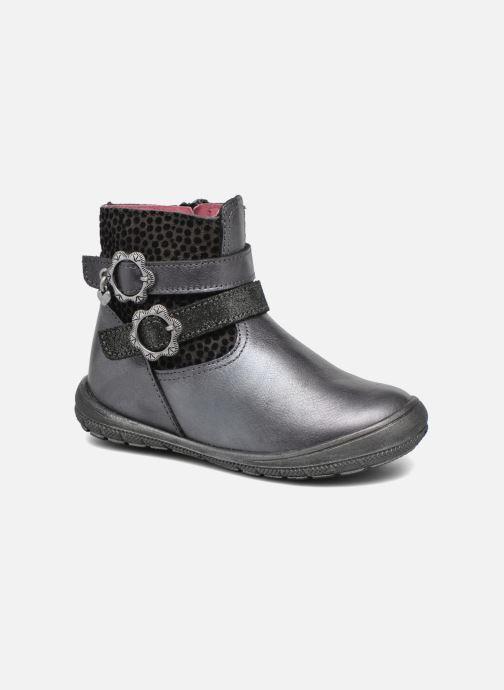 Bottines et boots Bopy Bolivie Gris vue détail/paire