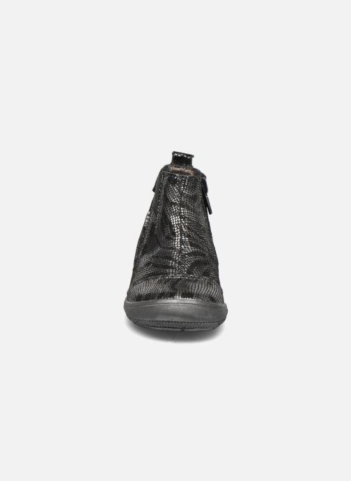 Bottines et boots Bopy Bonomi Noir vue portées chaussures