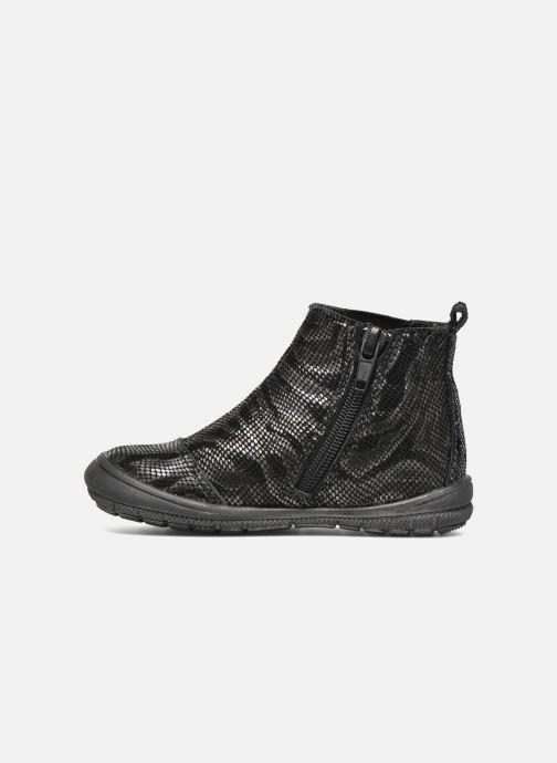 Bottines et boots Bopy Bonomi Noir vue face
