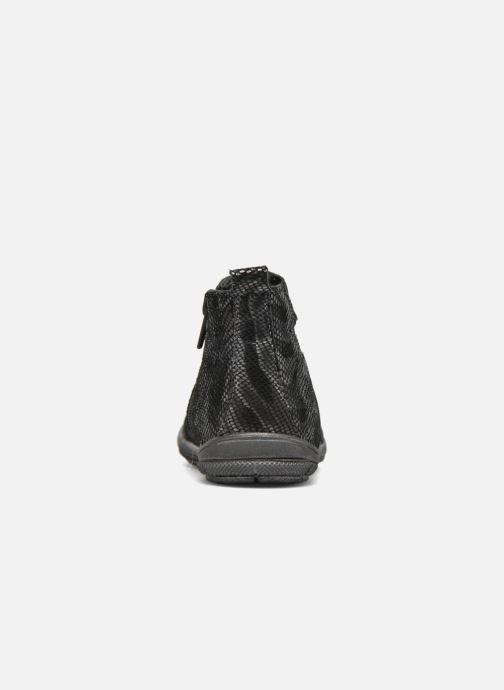Stiefeletten & Boots Bopy Bonomi schwarz ansicht von rechts