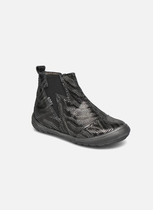 Botines  Bopy Bonomi Negro vista de detalle / par