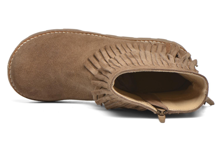 Bottines et boots Bopy Haro Marron vue gauche