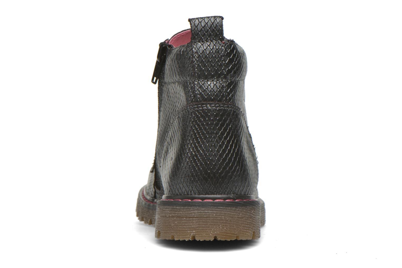 Boots en enkellaarsjes Bopy Saboa Zwart rechts