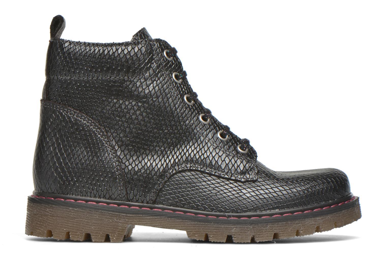 Boots en enkellaarsjes Bopy Saboa Zwart achterkant