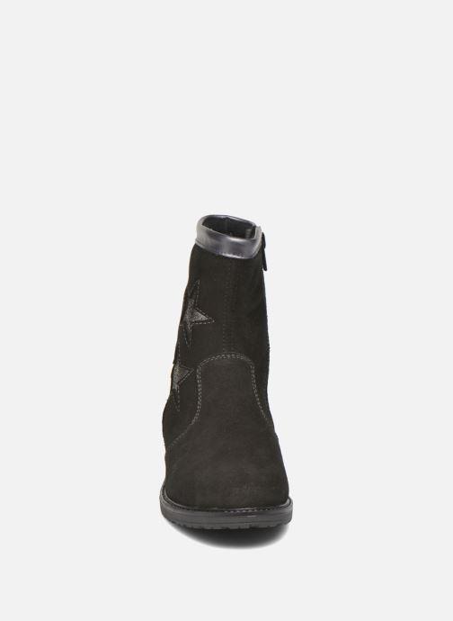 Bottes Bopy Scala Noir vue portées chaussures
