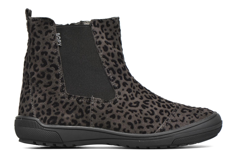 Bottines et boots Bopy Selia Gris vue derrière