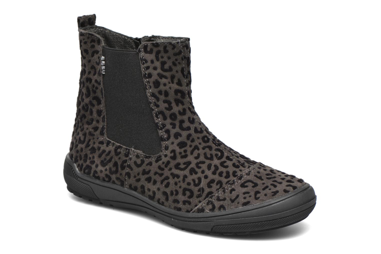 Bottines et boots Bopy Selia Gris vue détail/paire
