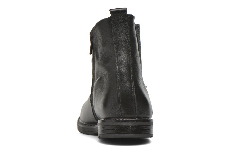 Bottines et boots Bopy Sermes Noir vue droite