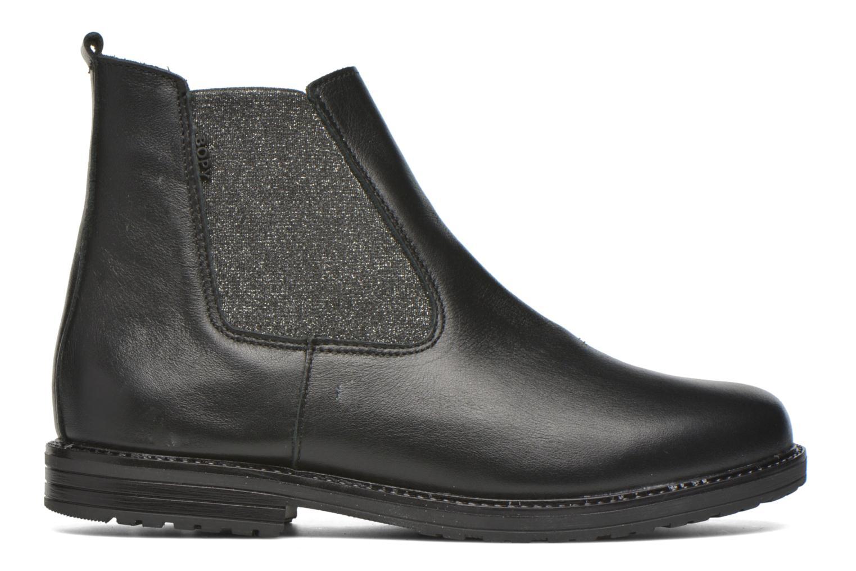 Bottines et boots Bopy Sermes Noir vue derrière